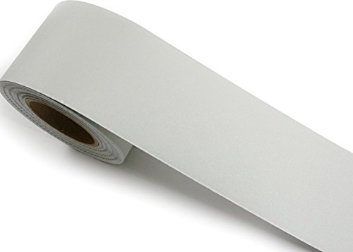 ROSEROSA Peel & Stick Textured Wallpaper Border Furniture Decoration Self-Adhesive Vinyl Wall paper Interior Film Shelf Liner Table and Door Reform (SG31B : 3.93 inch X 16.40 feet)