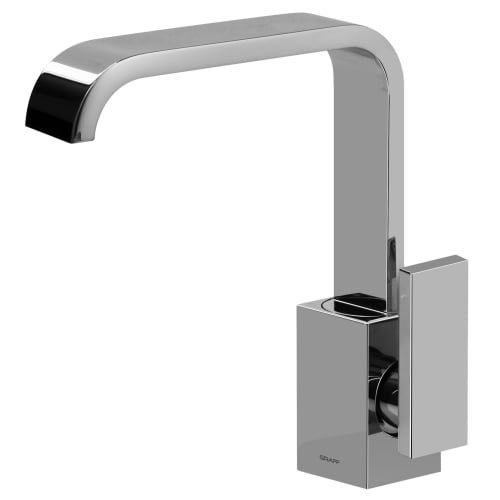 Graff G-2301-LM31-PC Immersion Collection One Handle Lavatory Faucet, Polished Chrome