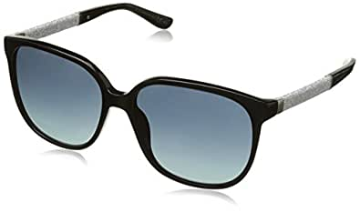 Sunglasses Jimmy Choo Paula/S 0FA3 Black / HD gray gradient lens