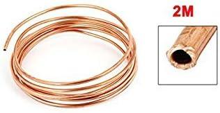 sourcingmap 2 m//r/éfrig/érateur de r/éfrig/ération en cuivre Tube en Spirale