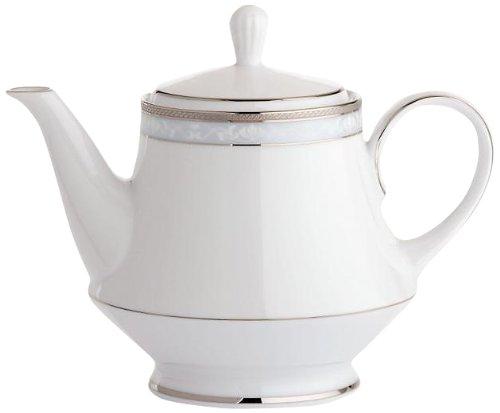 Review Noritake Hampshire Tea Pot,