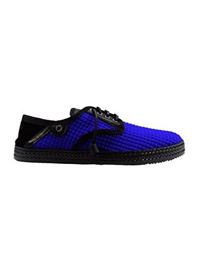 nobrand - Don YUTA Lycra - Sneaker Herren - blau 296293B - 44, Blau
