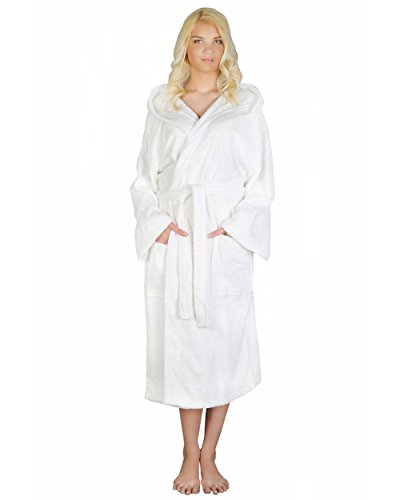 Arus Womens Classic Bathrobe Turkish product image