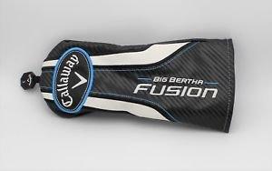 The Callaway Golf Company New Callaway Ladies Big Bertha Fusion Fairway Wood Golf Headcover Big Bertha Fusion Fairway Wood