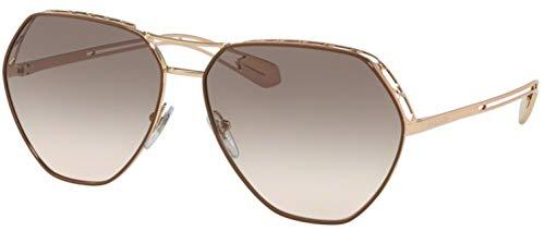 Sunglasses Bvlgari BV 6098 20373B MATTE BRONZE/PINK ()