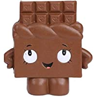 Slow Rising Kawaii Chocolate, Ice Cream Scented Hand Squeeze Toy For Stress Relief, Focus, Fun, Gift
