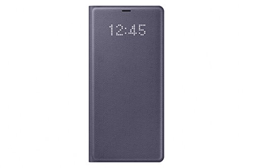 Samsung LED View Cover Case for Galaxy Note 8 - Orchid Grey - Buy