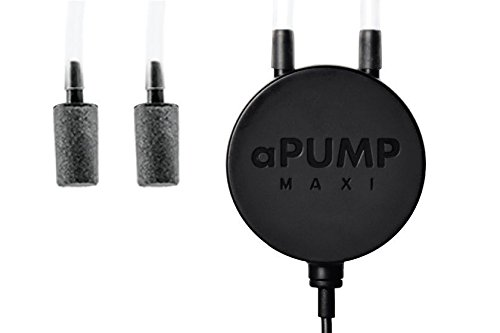 aPump Maxi Air Pump for Aquariums is the smallest and the...