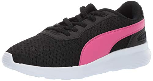 PUMA Baby ST Activate Sneaker Black-Fuschia Purple 8 M US ()