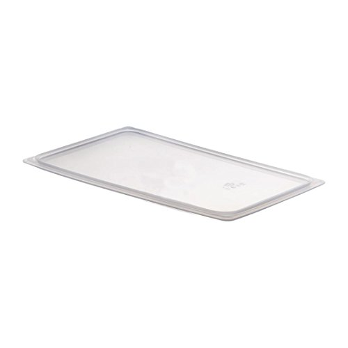 Camwear Seal Cover Full Translucent by Cambro Manufacturing