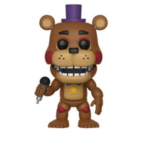 Pop! Five Nights At Freddy S - Figura de Vinilo Rockstar Freddy