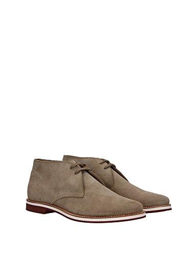 Beige Shoes 87165 Prada Polacchino Men Scarpa Sport Uomo z4aqA6