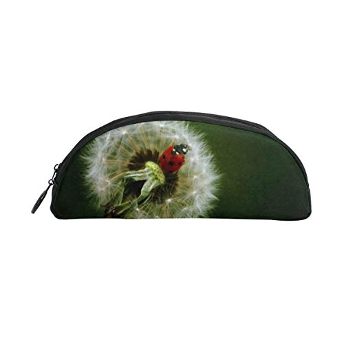 HengZhe Pencil Case Little Ladybug On A Dandelion