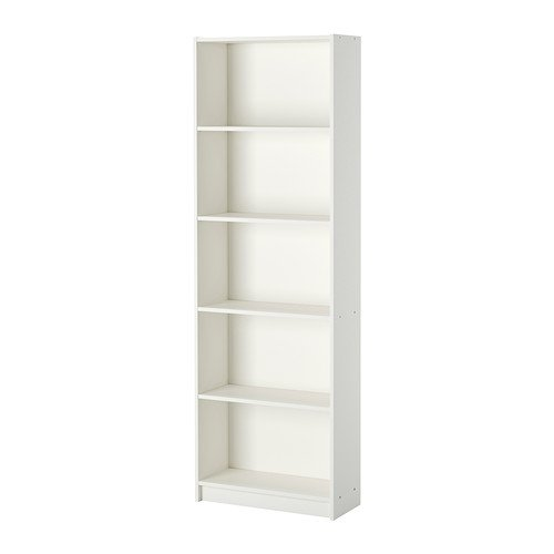 Ikea-GERSBY-BOOKCASE-SHELVING-UNIT-DISPLAY-WHITE