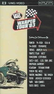 Price comparison product image Vans Warped Tour '03 [UMD for PSP]