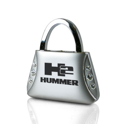 hummer-h2-clear-crystals-purse-shape-key-chain