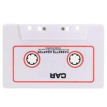 HaiMa Mk008 Coche 3.5 Mm Cinta Convertidor Cassette Adaptador-Blancanieves: Amazon.es: Coche y moto