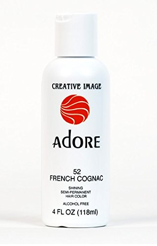 French Cognac - Adore Creative Image Hair Color #52 French Cognac