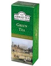 شاي احمد تي الاخضر، 25 كيس