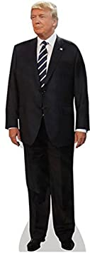 Donald Trump (Suit) Grandeur Nature Celebrity Cutouts