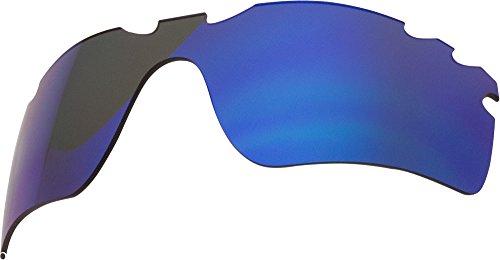 Zero Replacement Lenses For Oakley Radar Path Sunglasses Blue Mirror - Zero Lenses Oakley Replacement