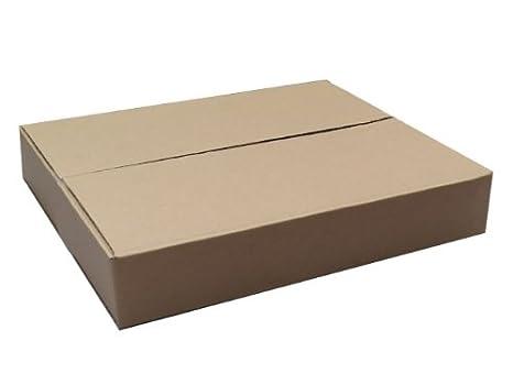 1000 x nuevo de profundidad max paquete de tamaño de correo real pequeña parcela cajas postales 350 x 250 x 160 mm: Amazon.es: Oficina y papelería