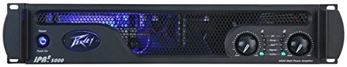 Peavey Power Amps - Peavey IPR 2 5000 Power Amplifier