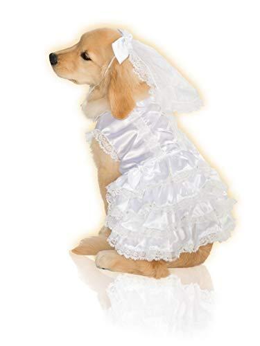(Rubie's Big Dog Bride Costume,)