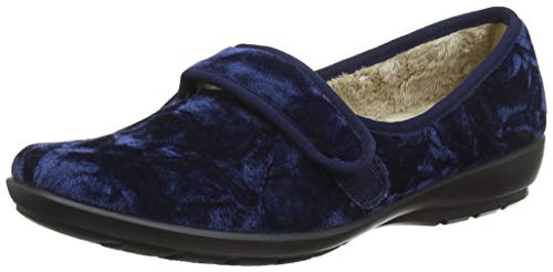 Blu Pantofole Donna 178 sapphire Hotter Thyme qtwE5xF