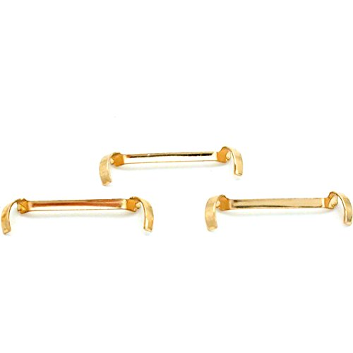 3 Ring Guards 14K Gold Filled Ladies Jewelry ()