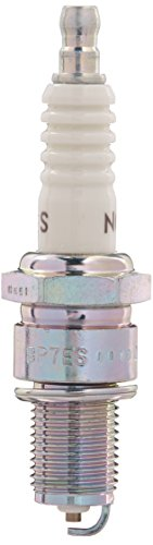 NGK 3995 BP7ES SOLID Standard Spark Plug, Pack of 4