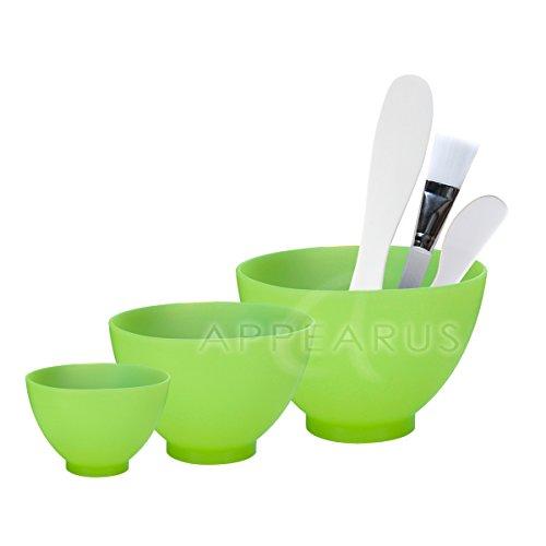 Favor Appearus Facial Mask Mixing Bowl Set (Light Green) online