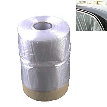 Uniqus 25 * 0.5m Carpet Cover, Clear Protective Film, Surface Protection Film, Paint Protection Film