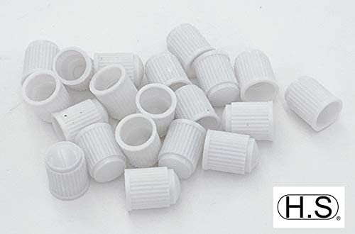 H.S Tyre Valve Dust Caps for Car