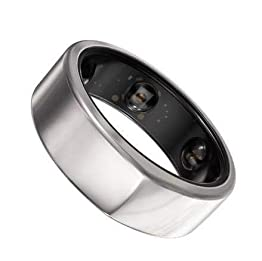 OURA RING オーラリング balance model US7 Silver
