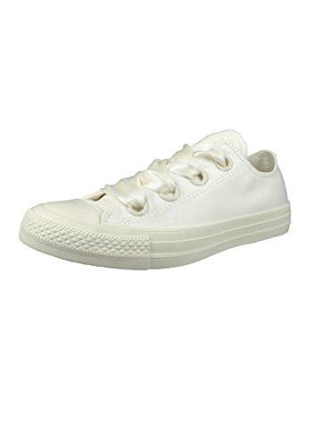 Converse Damen Cta Grandi Occhielli Bue Garzetta Sneaker Beige (garzetta / Garzetta / Garzetta 281)
