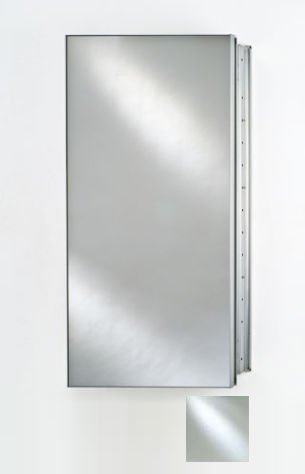 Broadway Single Door Framless Medicine Cabinet Size: 36″ x 24″, Edge Type: Beveled