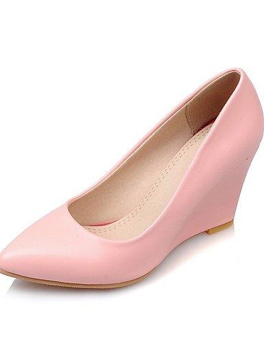 5 Oficina pink Blanco 7 uk4 Tac¨®n Tacones Cu Cu y Casual mujer us6 Zapatos 5 ZQ Puntiagudos PU a Trabajo 5 cn39 eu39 uk6 us8 cn37 pink Morado pink 5 5 as Rosa us6 cn37 Beige uk4 de 5 eu37 eu37 7 qTxfAnwSv