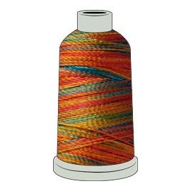 Madeira Polyneon Embroidery Thread 40 wt 1000 M Spool Color # 1600 ()