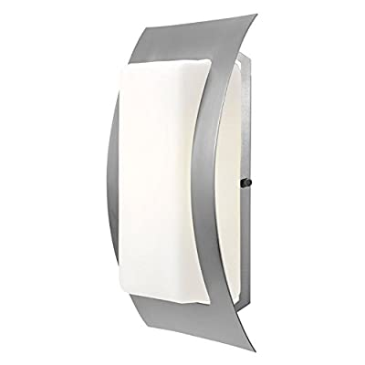 Access Lighting Eclipse Wall Light - 14H in. Satin