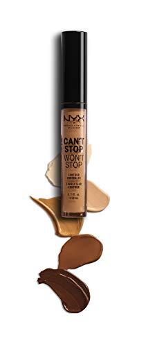 NYX PROFESSIONAL MAKEUP Can't Stop Won't Stop Contour Concealer – Natural