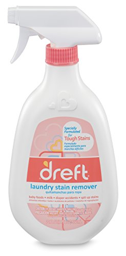 Dreft Stain Remover  22 Ounce  Pack Of 2