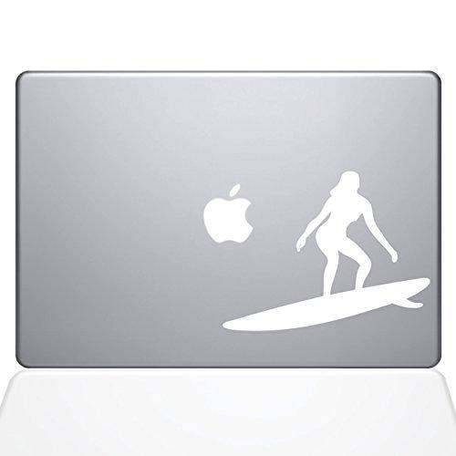 【期間限定!最安値挑戦】 The Models) Decal Guru Catching Some Decal Waves Decal Vinyl Sticker White 15 MacBook Pro (2016 & Newer Models) White (1455-MAC-15X-W) [並行輸入品] B0788G2PTJ, 北上京だんご本舗:f7ea8505 --- svecha37.ru