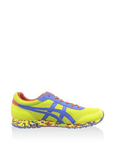 Asics Curreo - Zapatillas deportivas para hombre Lima / Azul