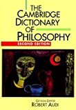 The Cambridge Dictionary of Philosophy, , 0521637228