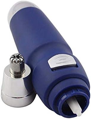 Yogamada Afeitadora eléctrica portátil para el Cabello Recortador de Nariz Maquinilla de Afeitar con Pilas: Amazon.es: Hogar