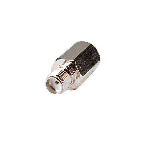 DHT Electronics RF coaxial coax adapter SMA female to FME male connector