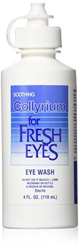 Soothing Collyrium Eye Wash 4 FL OZ