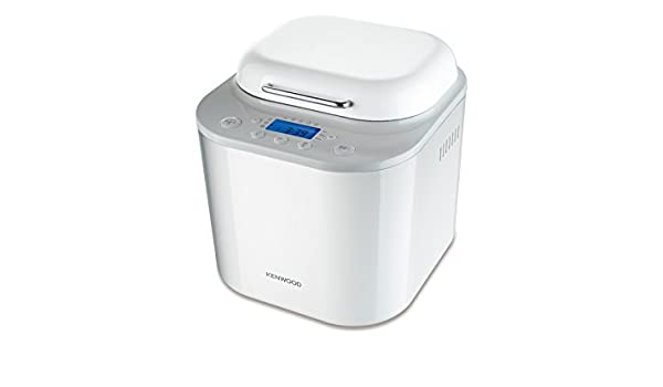 Kenwood BM260 - Máquina para hacer pan, color blanco: Amazon ...