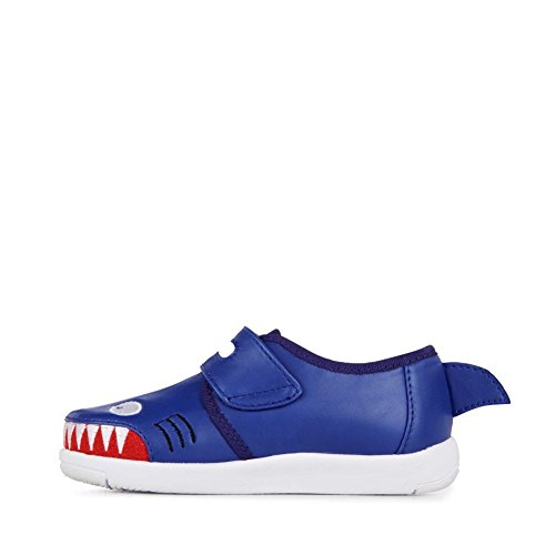 EMU Australia Kids Mens Shark Fin Sneaker (Toddler/Little Kid/Big Kid)